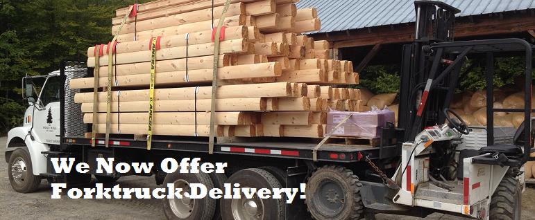 Forktruck Delivery